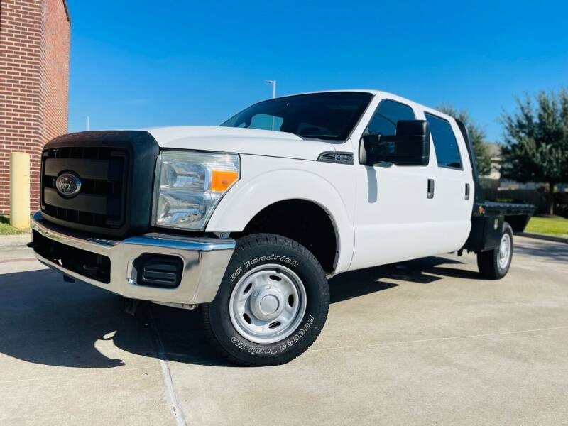 2015 Ford F-250 Super Duty for sale at AUTO DIRECT in Houston TX