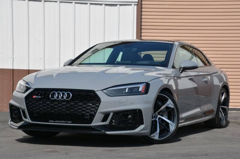 2018 Audi RS 5 for sale at Milpas Motors in Santa Barbara CA