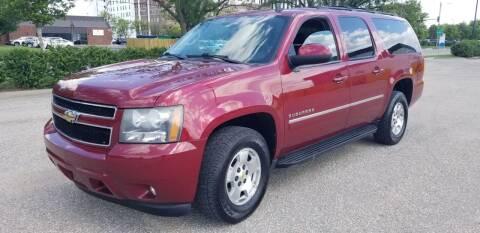 2010 Chevrolet Suburban for sale at JC Auto Sales LLC in Wichita KS