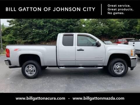 2011 Chevrolet Silverado 2500HD for sale at Bill Gatton Used Cars - BILL GATTON ACURA MAZDA in Johnson City TN