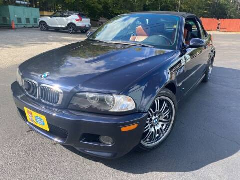 2004 BMW M3 for sale at Granite Auto Sales in Spofford NH