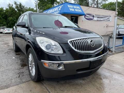 2012 Buick Enclave for sale at Great Lakes Auto House in Midlothian IL
