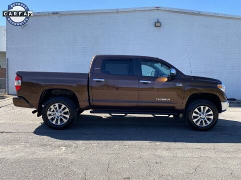 2015 Toyota Tundra for sale at Smart Chevrolet in Madison NC