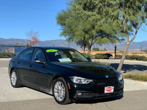 2017 BMW 3 Series for sale at Esquivel Auto Depot in Rialto CA