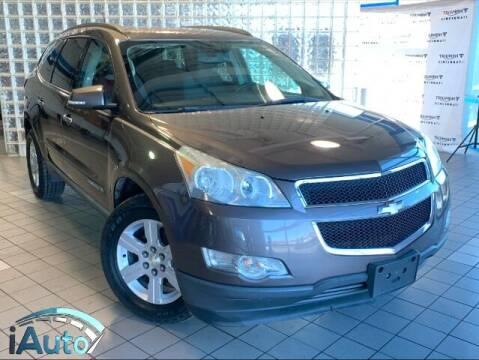2009 Chevrolet Traverse for sale at iAuto in Cincinnati OH