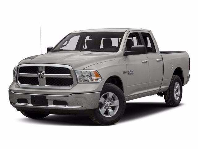 2017 RAM Ram Pickup 1500 for sale at 495 Chrysler Jeep Dodge Ram in Lowell MA