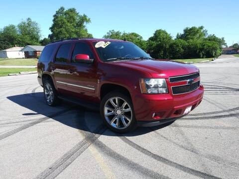 2011 Chevrolet Tahoe for sale at Magana Auto Sales Inc in Aurora IL