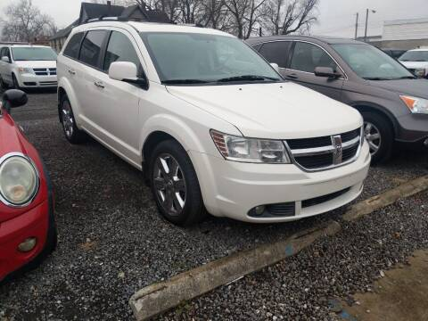 2009 Dodge Journey for sale at Sprinkle's Auto Sales LLC in Marion OH