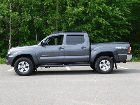 2015 Toyota Tacoma for sale at Auto Mart in Derry NH