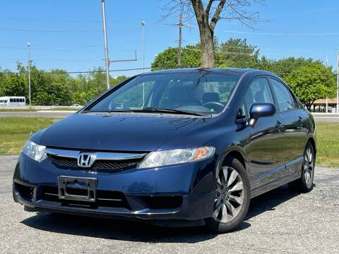 2009 Honda Civic for sale at MAGIC AUTO SALES in Little Ferry NJ