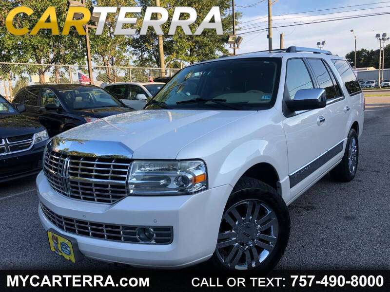 2010 Lincoln Navigator for sale at Carterra in Norfolk VA