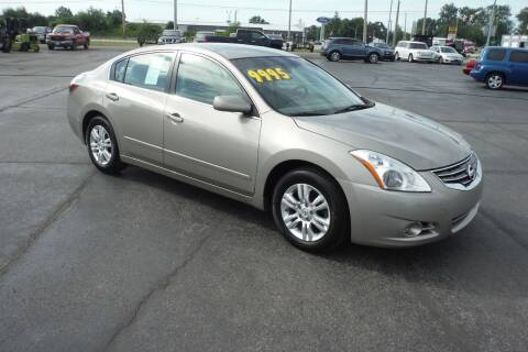 2012 Nissan Altima for sale at Bryan Auto Depot in Bryan OH