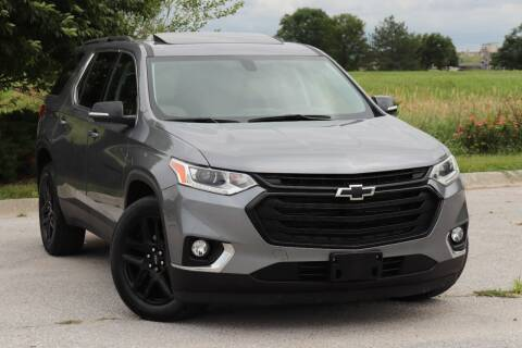 2019 Chevrolet Traverse for sale at Big O Auto LLC in Omaha NE