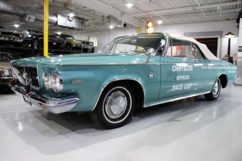 1963 Chrysler 300 for sale at Great Lakes Classic Cars & Detail Shop in Hilton NY