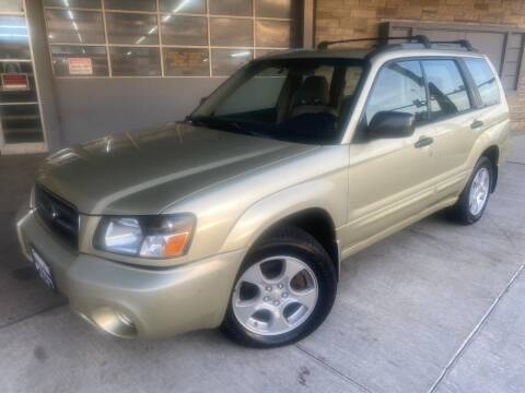 2003 Subaru Forester for sale at Car Planet Inc. in Milwaukee WI