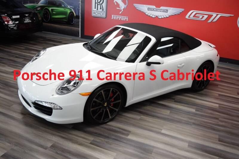 2013 Porsche 911 for sale at Icon Exotics in Houston TX