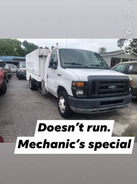 2011 Ford E-Series Chassis for sale at OVE Car Trader Corp in Tampa FL
