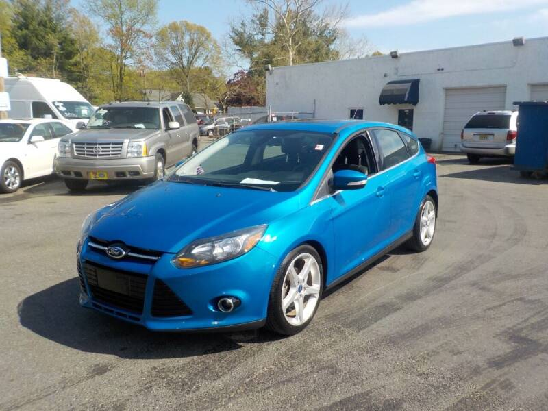 2012 Ford Focus for sale in Woodbury, NJ