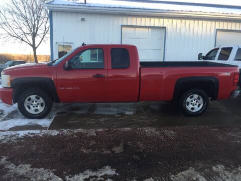 2009 Chevrolet Silverado 1500 for sale at Bauman Auto Center in Sioux Falls SD