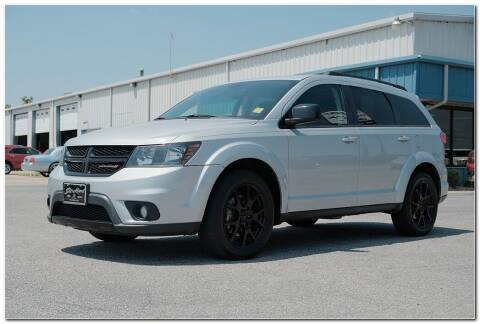 2014 Dodge Journey for sale at STRICKLAND AUTO GROUP INC in Ahoskie NC