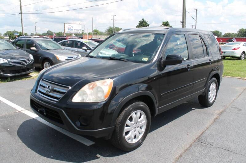 2006 Honda CR-V for sale at Drive Now Auto Sales in Norfolk VA
