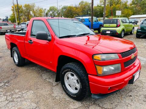 2008 Chevrolet Colorado for sale at Truck City Inc in Des Moines IA