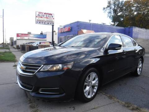 2014 Chevrolet Impala for sale at City Motors Auto Sale LLC in Redford MI