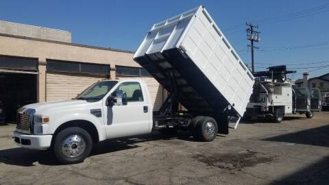 2009 Ford F-350 Super Duty for sale at Vehicle Center in Rosemead CA