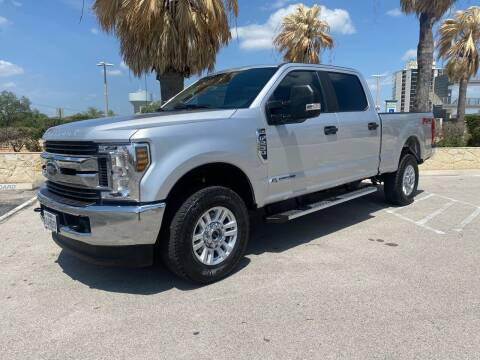 2019 Ford F-250 Super Duty for sale at Motorcars Group Management - Bud Johnson Motor Co in San Antonio TX