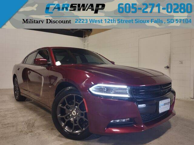 2018 Dodge Charger for sale at CarSwap in Sioux Falls SD