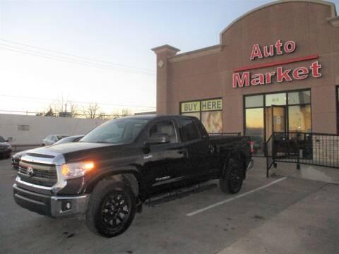 2015 Toyota Tundra for sale at Auto Market in Oklahoma City OK
