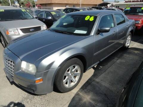 2006 Chrysler 300 for sale at Gridley Auto Wholesale in Gridley CA