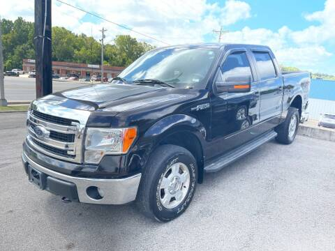 2014 Ford F-150 for sale at Greg's Auto Sales in Poplar Bluff MO