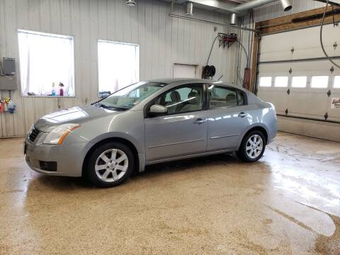 2008 Nissan Sentra for sale at Sand's Auto Sales in Cambridge MN