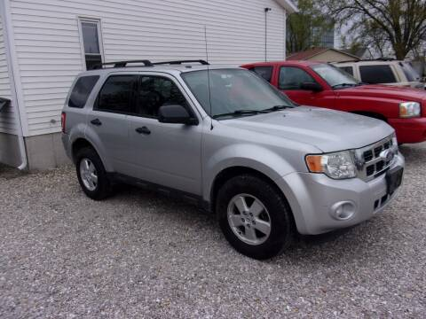 2011 Ford Escape for sale at VANDALIA AUTO SALES in Vandalia MO
