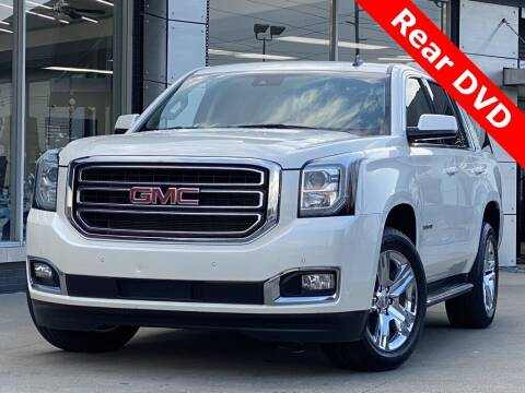 2015 GMC Yukon for sale at Carmel Motors in Indianapolis IN