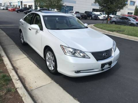 2008 Lexus ES 350 for sale at Dotcom Auto in Chantilly VA