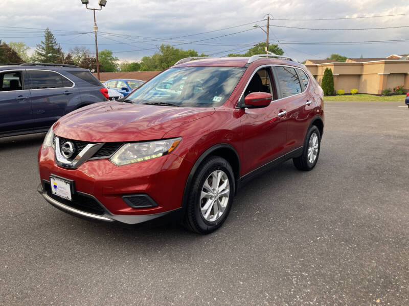 2016 Nissan Rogue for sale at Majestic Automotive Group in Cinnaminson NJ