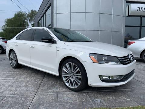 2015 Volkswagen Passat for sale at Berge Auto in Orem UT