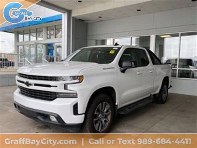2019 Chevrolet Silverado 1500 for sale at GRAFF CHEVROLET BAY CITY in Bay City MI