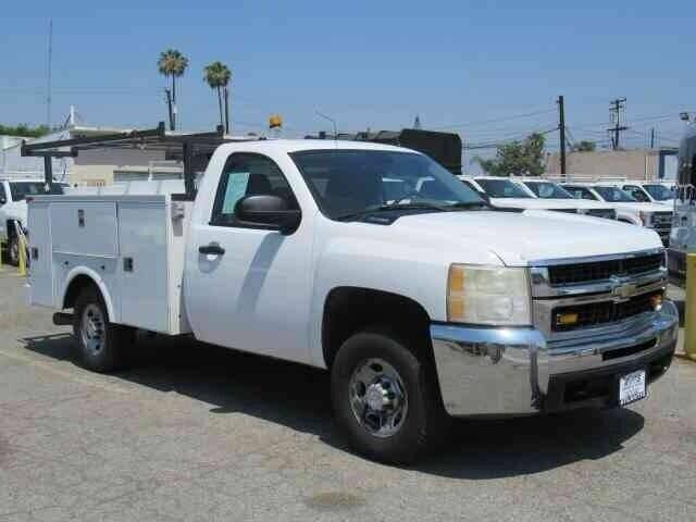 2009 Chevrolet Silverado 2500HD for sale at Atlantis Auto Sales in La Puente CA
