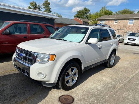 2011 Ford Escape for sale at 4th Street Auto in Louisville KY