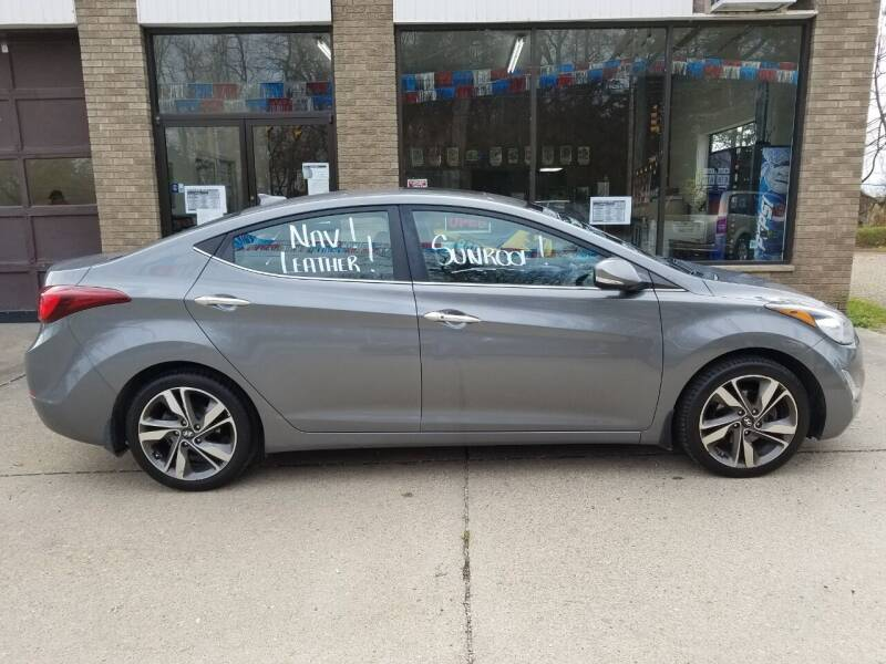 2014 Hyundai Elantra for sale at Action Auto Sales in Parkersburg WV