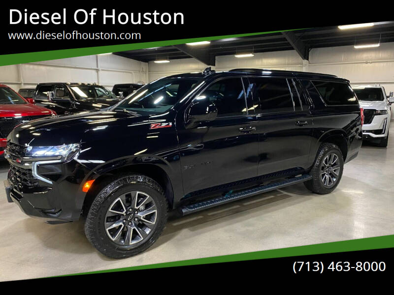 2021 Chevrolet Suburban for sale at Diesel Of Houston in Houston TX