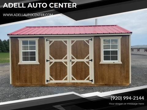 2020 DOUBLE H BUILDINGS 10X16 GARDEN SHED for sale at ADELL AUTO CENTER in Waldo WI