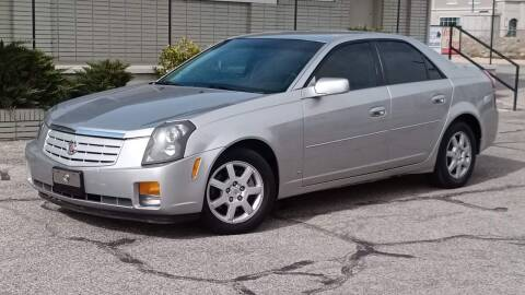 2007 Cadillac CTS for sale at Clean Fuels Utah in Orem UT