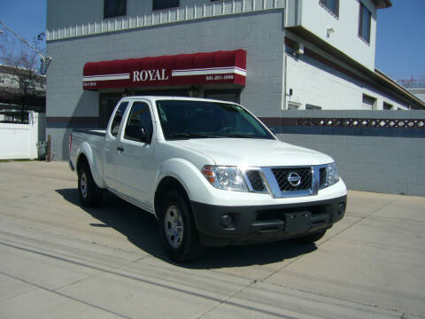 2019 Nissan Frontier for sale at Royal Auto Inc in Murray UT