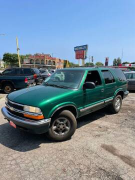 1999 Chevrolet Blazer for sale at Big Bills in Milwaukee WI