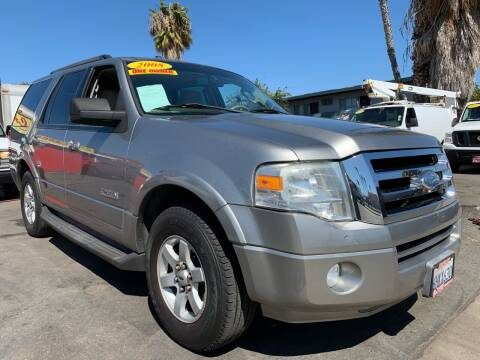 2008 Ford Expedition for sale at CARCO SALES & FINANCE #2 in Chula Vista CA