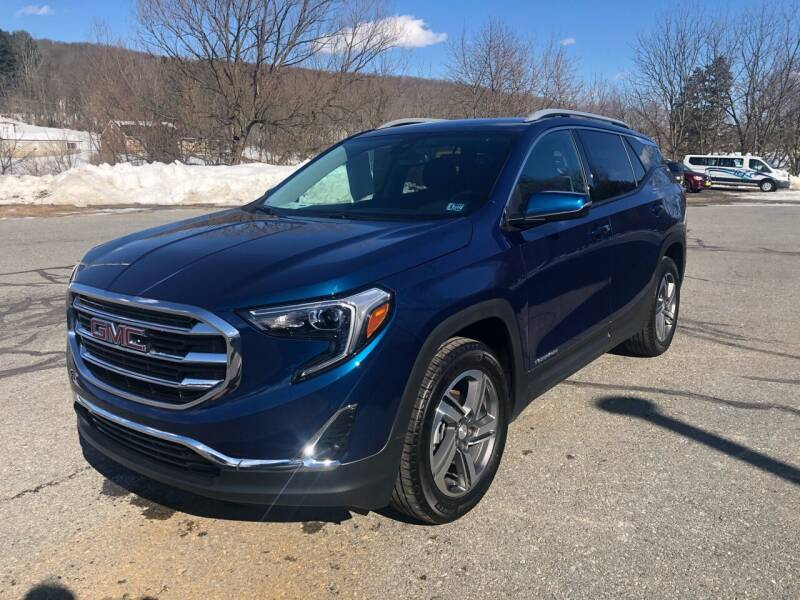 2020 GMC Terrain for sale at Hoys Used Cars in Cressona PA